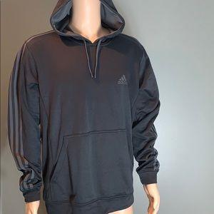 Adidas Mens The Go To Hoodie Black SZ.XL